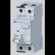 Intrerupator diferential cu protectie curent OLI-10C-N1-300AC